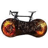 IWILCS Indoor Fahrradschutzhülle, Fahrrad Schutzhülle, Schutzausrüstung Garage, Hohe...