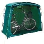 Zelt Fahrradgarage für mehrere Fahrräder