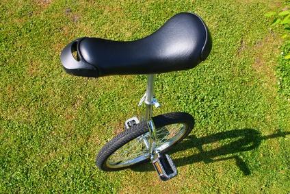Einrad - das beliebte Fortbewegungsmittel