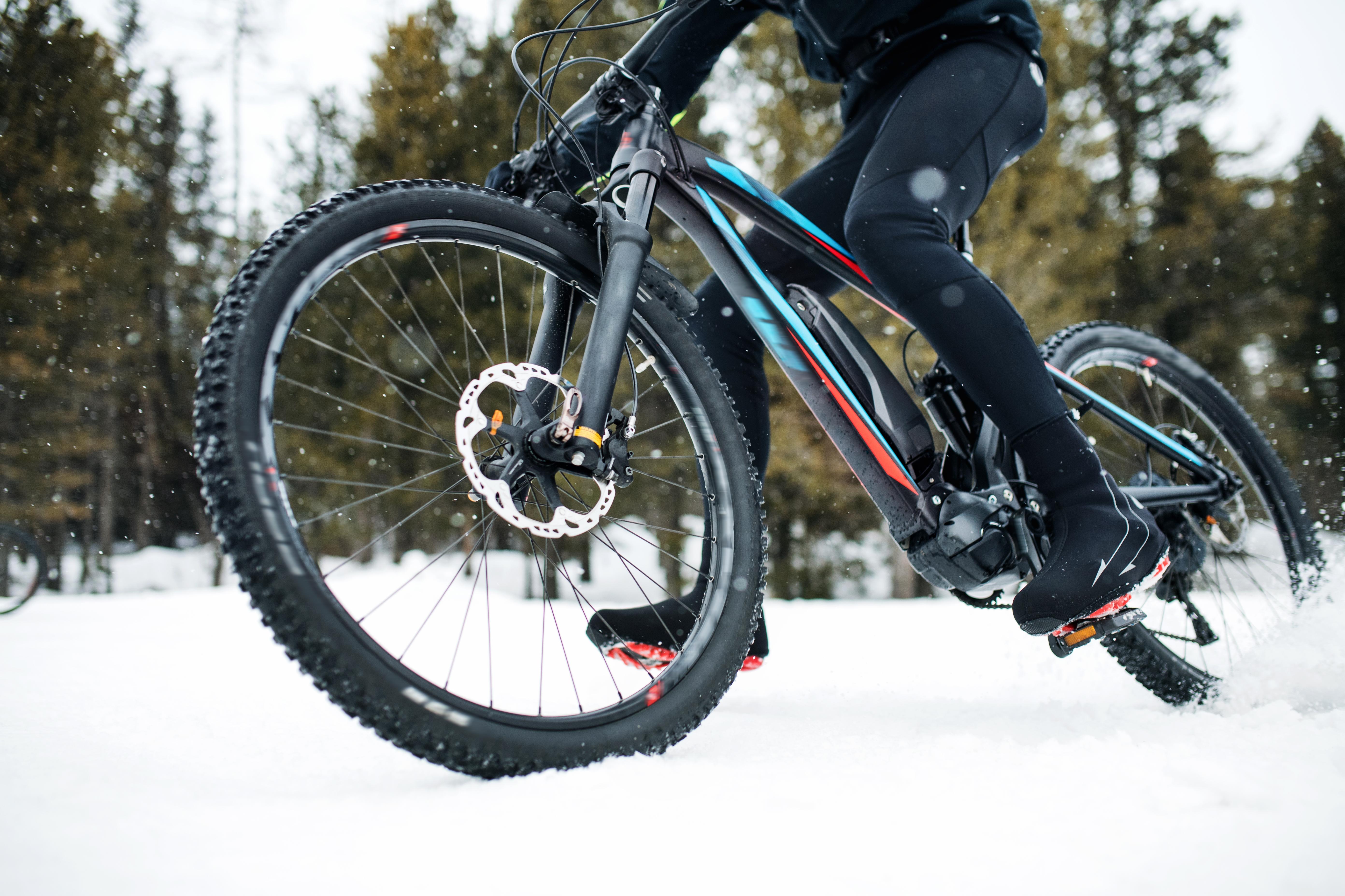 Bike Zeitschriften testen auch die Qualitäten von Mountainbikes.